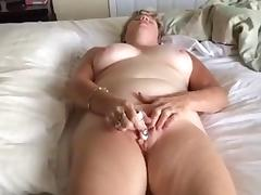Dutch horny milf