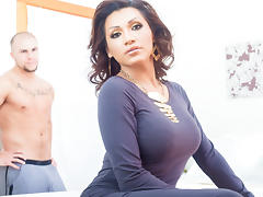 Eli Hunter & Jessy Dubai in Jessy Dubai, TS Superstar Video porn tube video