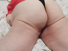 showing my ass porn tube video