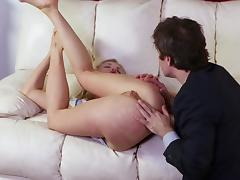 hot fingering and pussy licking @ sweetness and light
