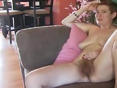 Interview With Hairy Milf VR88