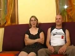 Casting, Amateur, Audition, Casting, Couple, Behind The Scenes