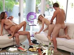 EroticaX James Deen And Alexa In HOT Couple Swinging tube porn video