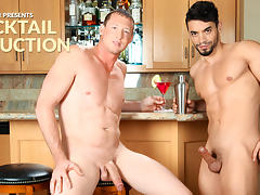 Arad & Pierce Hartman in Cocktail Seduction XXX Video
