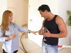An unsatisfied MILF cheats with a much younger guy