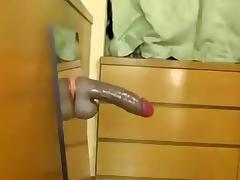 hotty deepthroat on fake penis tube porn video