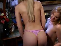 Lesbian sex is always playful and very hot to watch porn tube video