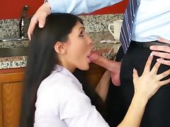 The Boss Can Suck porn tube video