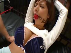 Choking, Asian, BDSM, Choking, Fetish, Gagging