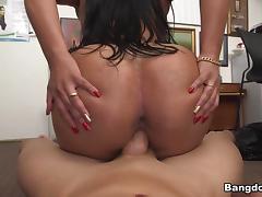 Sofia Char in Latina escort tries porn Video tube porn video