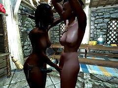 Skyrim: Puppet Master Mod