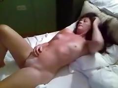 Boyfriend, Boyfriend, Brunette, Masturbation, Mature, MILF