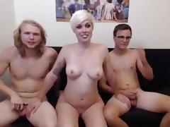 Blonde, Amateur, Blonde, Blowjob