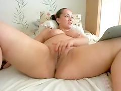 Squirt, Asian, BBW, Big Tits, Masturbation, Solo