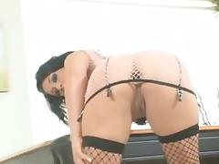 Getting her brown eye filled with black cum porn tube video