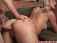 Amy Brooke Gets Pounded To Swallow Jizz tube porn video