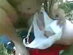 Arab girl with 3 boys outdoor tube porn video