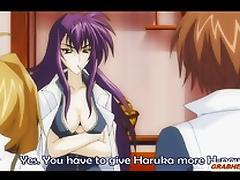 Anime, Anime, Hentai, Lesbian