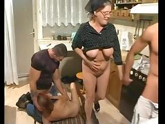 Mature, Amateur, Group, Mature, Old, Orgy
