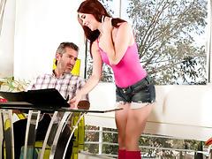 Melody Jordan in Real Tits!, Scene #01 porn tube video
