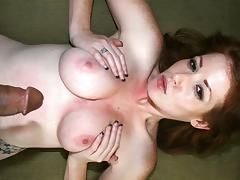 Niki Rhodes in Ticklish Redhead Whore - PornPros Video