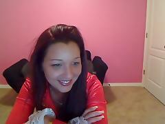Christina At Home