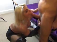 alexox sucks cock
