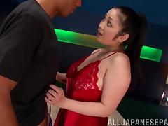 Blowjob, Asian, Blowjob, Chubby, Couple, Hardcore