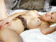 Kayden Kross & Mick Blue in The Masseuse Pt 3, Scene 5