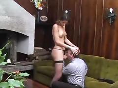 Anal sex with a super titty shemale doll porn tube video