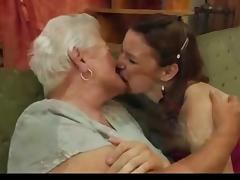 Grandma, Granny, Lesbian, Mature, Old, Grandma