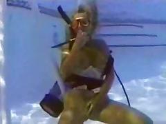 Scuba Girl Solo tube porn video