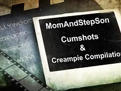 milf and stepboy cumshot and creampie compilation