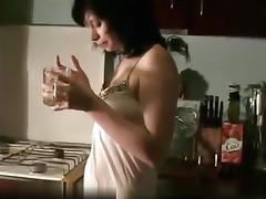 Russian darling sucking me off porn tube video