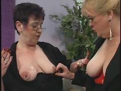 GERMAN LESBIAN -bymn porn tube video