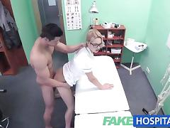 Patient fucked by doctor tube porn video