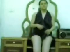 Chubby arab girl teases her man naked in the bedroom with her big boobs and shaved pussy tube porn video