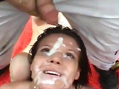 Outdoor picnic bukkake porn tube video