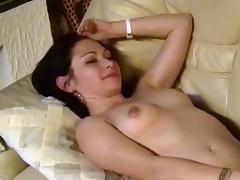 BRUNETTE MIHAELA SIMONIKA SOLO GIRL porn tube video