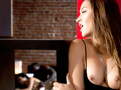 Dani Daniels, Evi Fox, Bill Bailey & Xander Corvus  in Crave - Episode 1 - Girl Meets Boy tube porn video