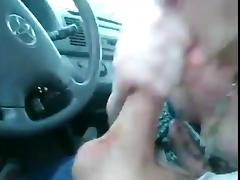 Guy Loves Car Blowjob He is Getting porn tube video