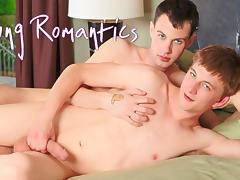 George Miles & Tyler Banks in Sexy Romantics XXX Video
