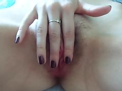 Hairy pussy porn tube video