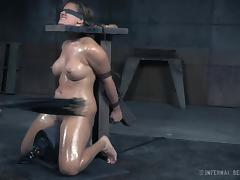 Blindfolded, BDSM, Blindfolded, Pain
