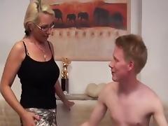 Anal Creampie, Anal, Assfucking, Creampie, German, Mature
