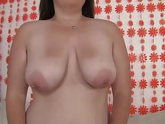 Chubby beauty Roxy Foxxx masturbates for you.