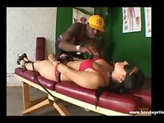 Blindfolded, American, BDSM, Blindfolded, Bondage, Bound