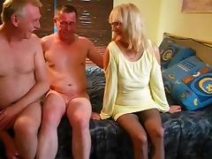bix- threesome maduros porn tube video