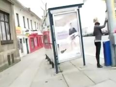 Public Facial Is Too Much For His Girlfriend