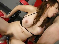 Amazing Japanese girl Rina Wakamiya in Hottest JAV uncensored Cumshots clip porn tube video